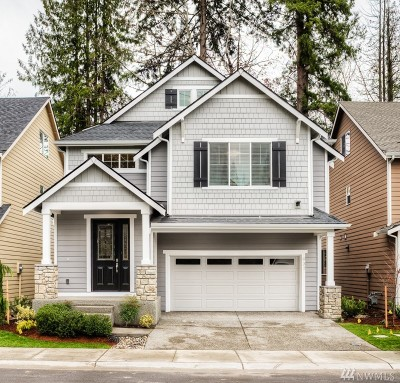 Bothell Condo/Townhouse For Sale: 913 221st Place SE #2-N