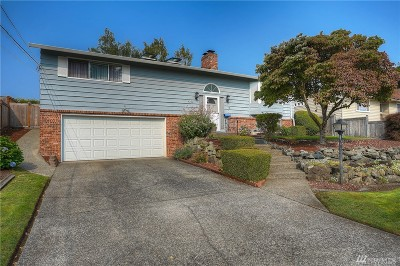 Single Family Home For Sale: 4262 N Whitman St