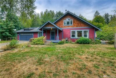 Buckley Single Family Home For Sale: 13512 Spiketon Rd E