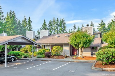 Gig Harbor Condo/Townhouse For Sale: 6363 Harbor Sunset Place #12