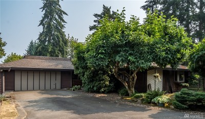 Redmond Single Family Home For Sale: 5324 159th Place NE