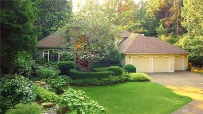 Redmond Single Family Home For Sale: 23730 NE 61st St