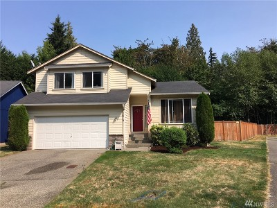 Puyallup Single Family Home For Sale: 13819 93rd Ave E
