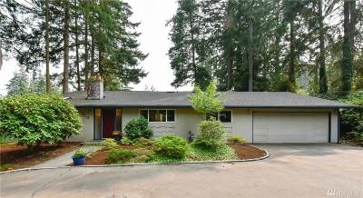 Shoreline Single Family Home For Sale: 719 N 150th St
