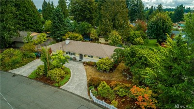 Olympia Single Family Home For Sale: 304 San Mar Dr NE