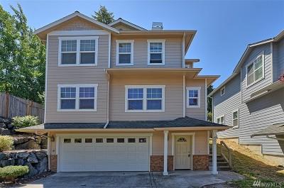 Everett Single Family Home For Sale: 401 46th St SE