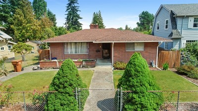 Tacoma Single Family Home For Sale: 4023 S D St