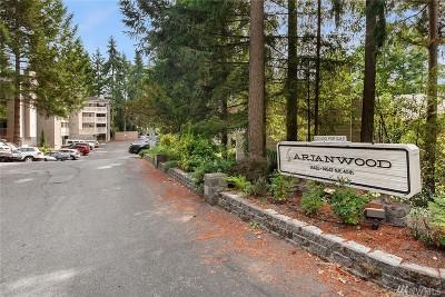 Bellevue Condo/Townhouse For Sale: 14537 NE 40th St #H103