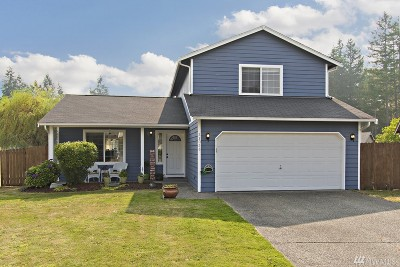 Spanaway Single Family Home For Sale: 23028 57th Ave E