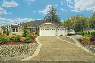 Mount Vernon Single Family Home Sold: 24200 Nookachamp Hills Dr