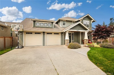 Anacortes Single Family Home For Sale: 2710 Strom Place