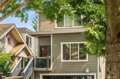 Seattle Single Family Home For Sale: 6742 Jones Ave NW