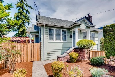 Seattle, Bellevue, Kenmore, Kirkland, Bothell Single Family Home For Sale: 928 N 90th St
