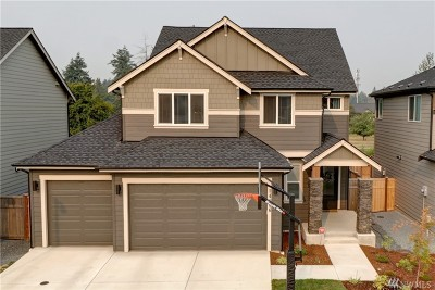 Puyallup Single Family Home For Sale: 14306 57th Ave E