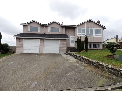 Seatac Single Family Home For Sale: 4925 S 181st Place