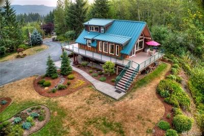 Eatonville Single Family Home For Sale: 11119 428th St E