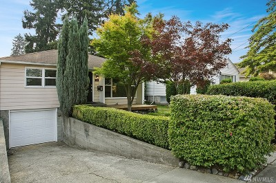 Fircrest Single Family Home For Sale: 123 Alameda Ave