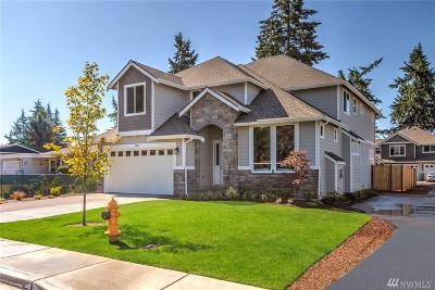 Renton Single Family Home For Sale: 2315 NE 27th Street
