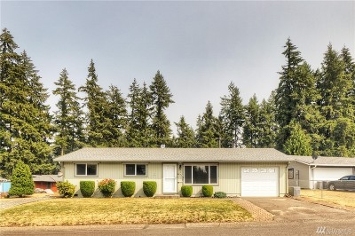 Puyallup Single Family Home For Sale: 3007 Forest View Ct S