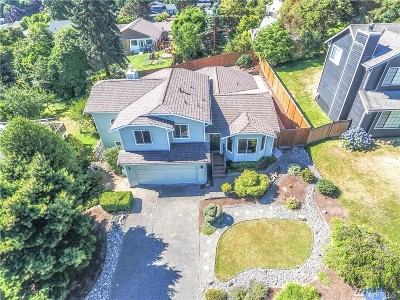 Seattle, Bellevue, Kenmore, Kirkland, Bothell Single Family Home For Sale: 9823 NE 140th Place