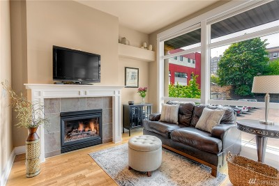 Tacoma Condo/Townhouse For Sale: 708 Market St #410