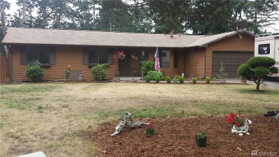 Olympia Single Family Home For Sale: 4819 Indian Summer Dr SE