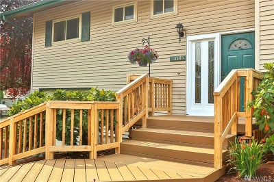 Kirkland Single Family Home For Sale: 14403 83rd Place NE