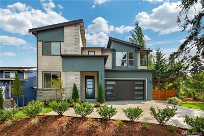 Kirkland Single Family Home For Sale: 8518 NE 124th Lane