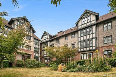 King County Condo/Townhouse For Sale: 409 16th Ave E #15