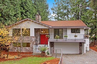 Edmonds Single Family Home For Sale: 6429 Fisher Rd