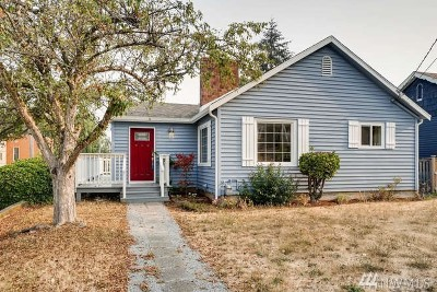 Seattle Single Family Home For Sale: 4412 SW 101st St.