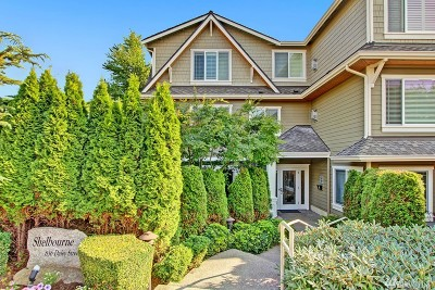 Edmonds Condo/Townhouse For Sale: 636 Daley St #8