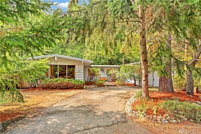 Shoreline Single Family Home For Sale: 1000 NW 167th St