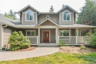 Lake Stevens Single Family Home For Sale: 11023 127th Ave NE