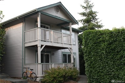 Bellingham Condo/Townhouse For Sale: 927 Otis St #3A/3B