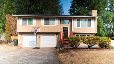 Olympia Single Family Home For Sale: 1242 Alki St NE