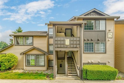 Kent WA Condo/Townhouse For Sale: $220,000