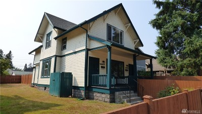 Tacoma Multi Family Home For Sale: 1928 S L St