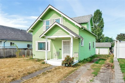 Single Family Home For Sale: 5412 S Thompson Ave