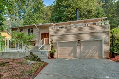 Bellevue Single Family Home For Sale: 5060 Highland Dr