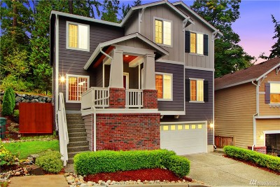 Bothell Condo/Townhouse For Sale: 4152 240th Place SE