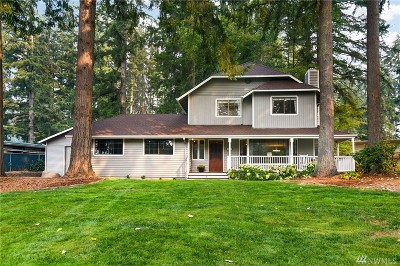 Everett Single Family Home For Sale: 219 137th St SW