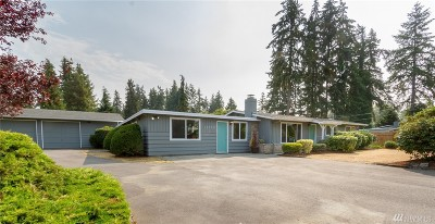 Puyallup Single Family Home For Sale: 10920 116th St E
