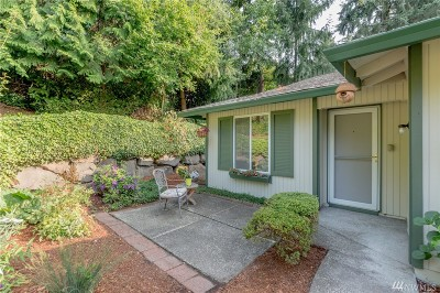 Federal Way Condo/Townhouse For Sale: 515 323rd Place #16E