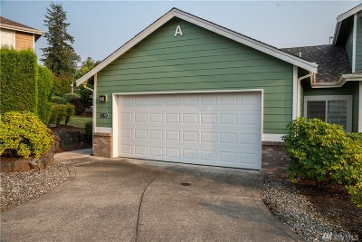 Kent WA Condo/Townhouse For Sale: $323,000