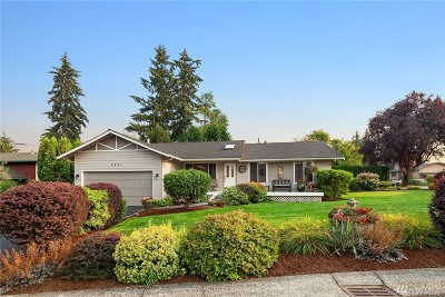 Kenmore Single Family Home For Sale: 7831 NE 146th St