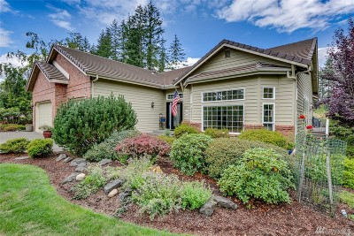 Port Orchard Single Family Home For Sale: 5414 Turnberry Place SW