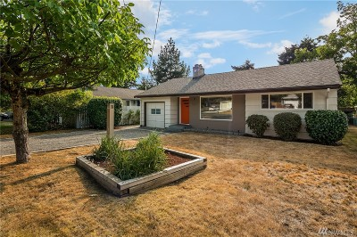 Burien Single Family Home For Sale: 15675 19th Ave SW