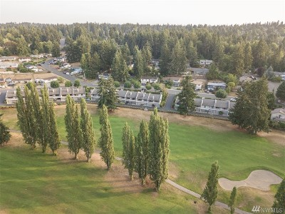 Federal Way Condo/Townhouse For Sale: 2822 SW 327th St