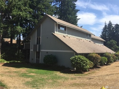 Federal Way Condo/Townhouse For Sale: 34024 1st Place S #D